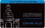 Carte Altitude Pontarlier