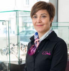 Adeline Lambert, responsable chez L'Orade