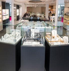 Bijouterie L'Orade - La boutique
